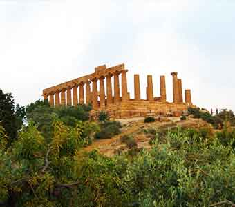 Surroundings Agrigento - Sicilia